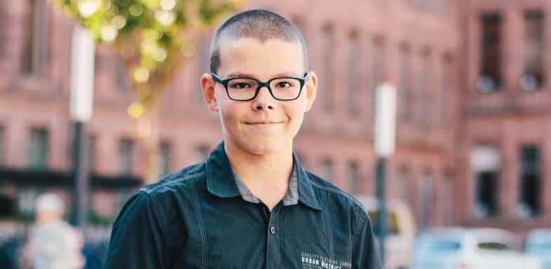 Un jeune surdoué suisse allemand entre à l'université à 14 ans