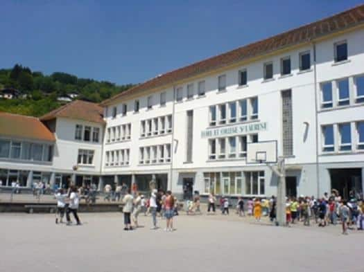 Collège Saint-Laurent à La Bresse (88)
