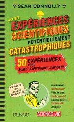 Petites expériences scientifiques potentiellement catastrophiques