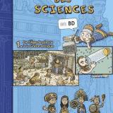 L'histoire des sciences en bande dessinée