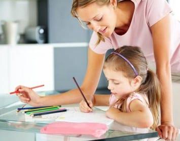 Apprendre à écrire en famille