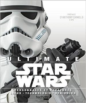 Trois livres pour les fans de Star Wars