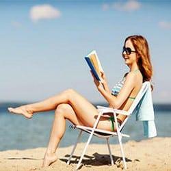Que lire cet été lorsqu'on est parent d'enfant précoce ?