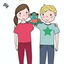 Je grandis heureux avec Lulu le caméléon