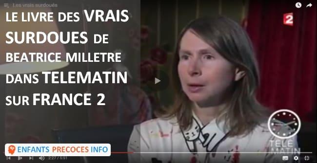 Béatrice Millêtre dans Télématin sur France 2