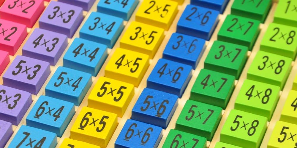 Apprendre les tables de multiplication enfants pr coces info - Apprendre les tables de multiplication ...