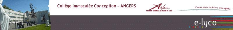 Collège Immaculée Conception à Angers (49)