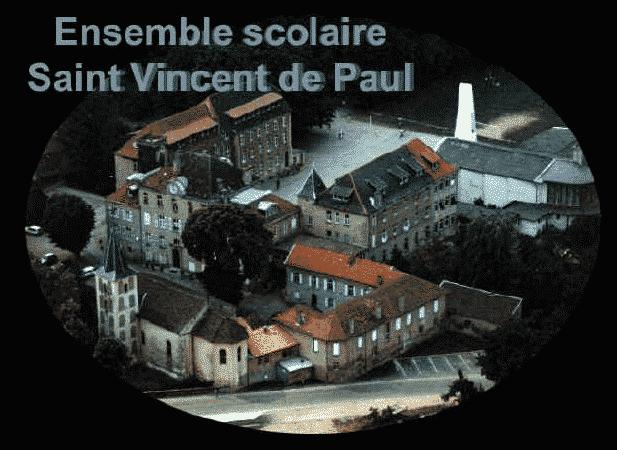 Collège Saint Vincent de Paul à Cuvry (57)