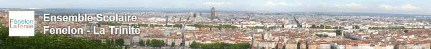 Ensemble scolaire Fénelon la Trinité à Lyon (69)