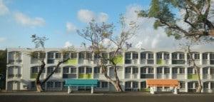 Collège Montgaillard à Saint-Denis de La Réunion (974)