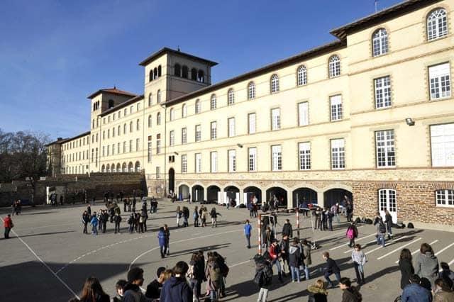Collège Saint-Vincent – La Providence à Rennes (35)
