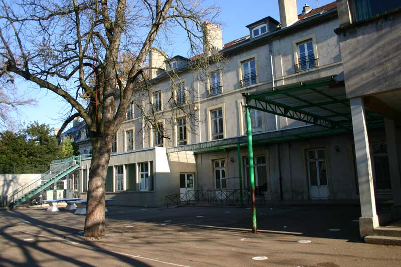 Collège Notre-Dame Saint-Sigisbert à Nancy (54)