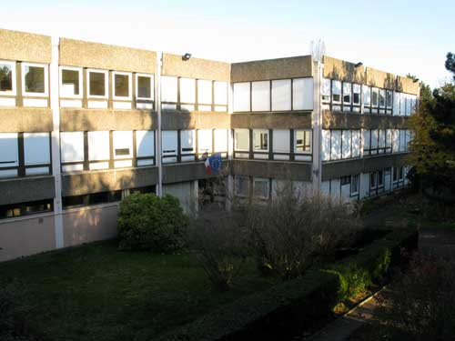 Collège Albert Camus à Jarville-la-Malgrange (54)