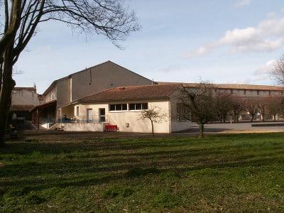 Collège Sainte-Marthe Chavagnes à Angoulême (16)