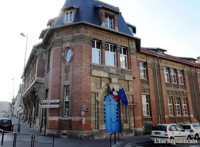 Ecole élémentaire publique Bonsecours à Nancy (54)