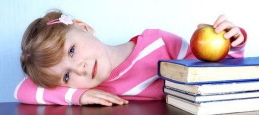 la peur de réussir de l'enfant précoce