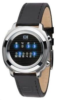 Une montre binaire pour les matheux