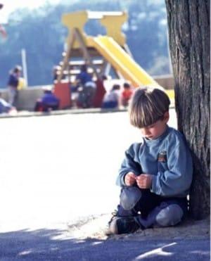 Enfant précoce à l'école maternelle 2
