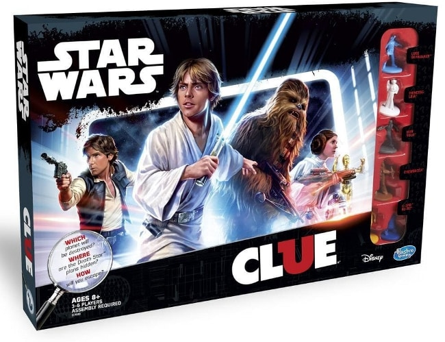 Cluedo Star Wars