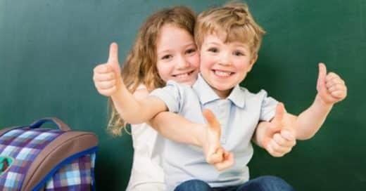 La vie quotidienne dans une école pour enfants précoces
