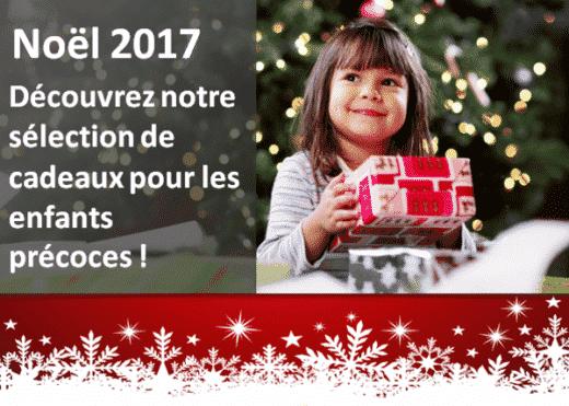 Découvrez notre sélection de cadeaux pour enfants précoces !