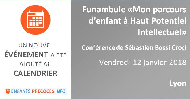 L'AFEP vous invite à assister à une conférence de Sébastien Bossi Croci, auteur, journaliste et dirigeant d'entreprise., le 12 janvier à Lyon.