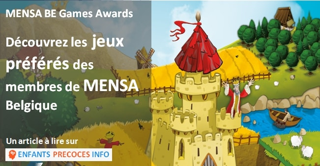 Les membres de Mensa Belgique viennent de décerner leur prix annuel du meilleur jeu dans différentes catégories. Découvrons ensemble les résultats !