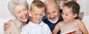 L'enfant précoce et ses grands-parents