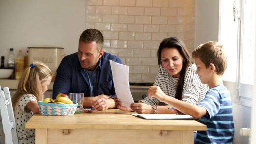 Vivre l'école à la maison avec un enfant surdoué