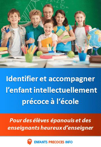 Soutenez notre opération d'information sur les enfants précoces à destination des enseignants !