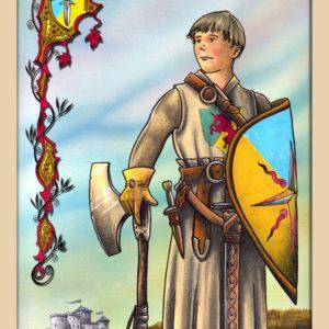Poster de chevalier
