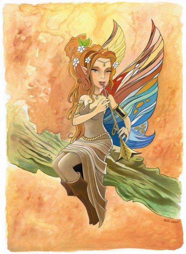 Poster de fée