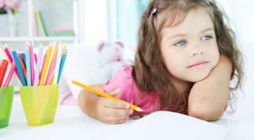 L'enfant précoce distrait à l'école
