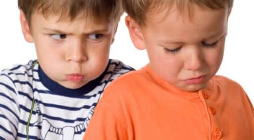 La frustration chez l'enfant précoce
