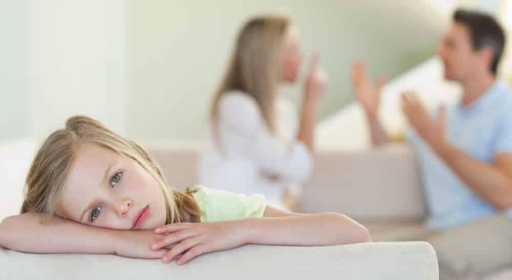L'enfant surdoué face à la séparation de ses parents
