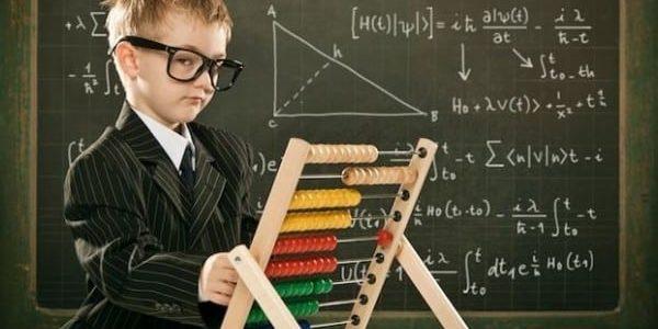 5 livres enfants precoces maths